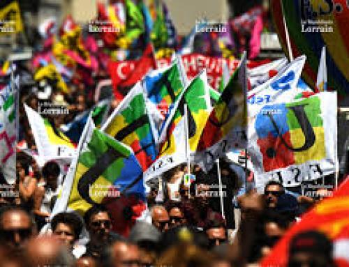Toutes et tous en grève jeudi 13 juin ; Manifestation à TOULOUSE, 14h30, Place Jeanne d'Arc