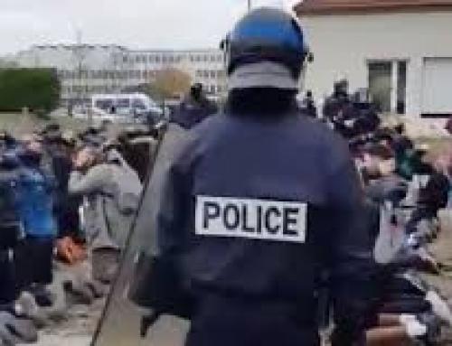 Justice pour les lycéens de Mantes-la-Jolie